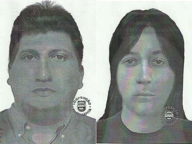 Suspeitos têm mandado de prisão expedido em Santa Catarina (Foto: Reprodução)