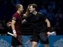 Soares/Murray bate irmãos Bryan e chega à segunda vitória no ATP Finals