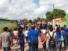 Após assaltos em escolas, alunos e professores fazem protestos no AP