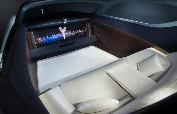 Rolls Royce Vision NEXT 100 (Foto: Divulgação)