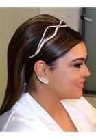 Veja a maquiagem e o penteado das famosas no casamento de Preta Gil e Rodrigo Godoy