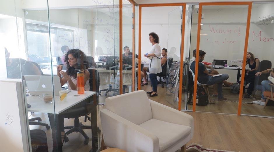 WMN: espaço só aceita empresas que sejam lideradas por mulheres (Foto: Mariana Iwakura)