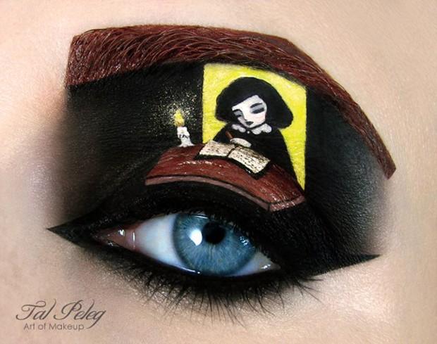 Inspiração na história de Anne Frank (Foto: Reprodução/Tal Peleg)
