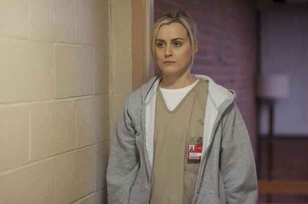 A personagem Piper Chapman (Taylor Schilling) terá mais problemas na cadeia na segunda temporada de 'Orange is the New Black' (Foto: Divulgação/Netflix)