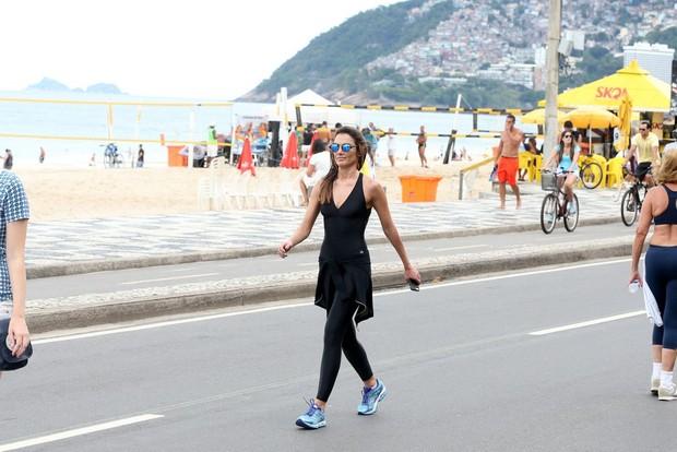 Patrícia Poeta (Foto: André Freitas/AgNews)