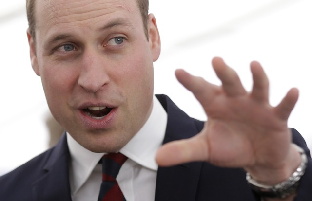 Príncipe William (Foto: Getty Images)
