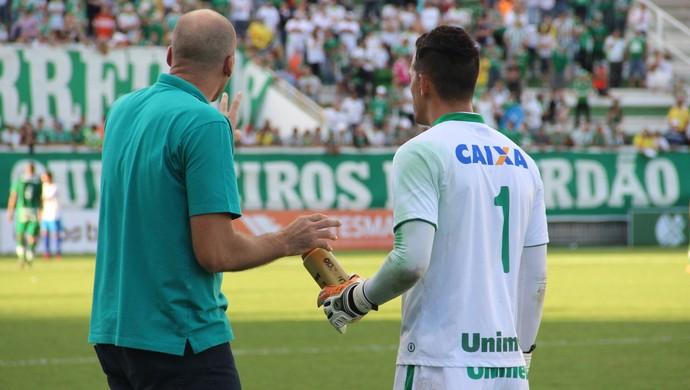 Danilo Chapecoense (Foto: Diego Carvalho/Aguante Comunicação)