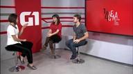 G1 entrevista participantes do 1º Festival de Cenas Curtas do DF