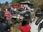 Homem morre em acidente entre carro e carreta no Norte do RS