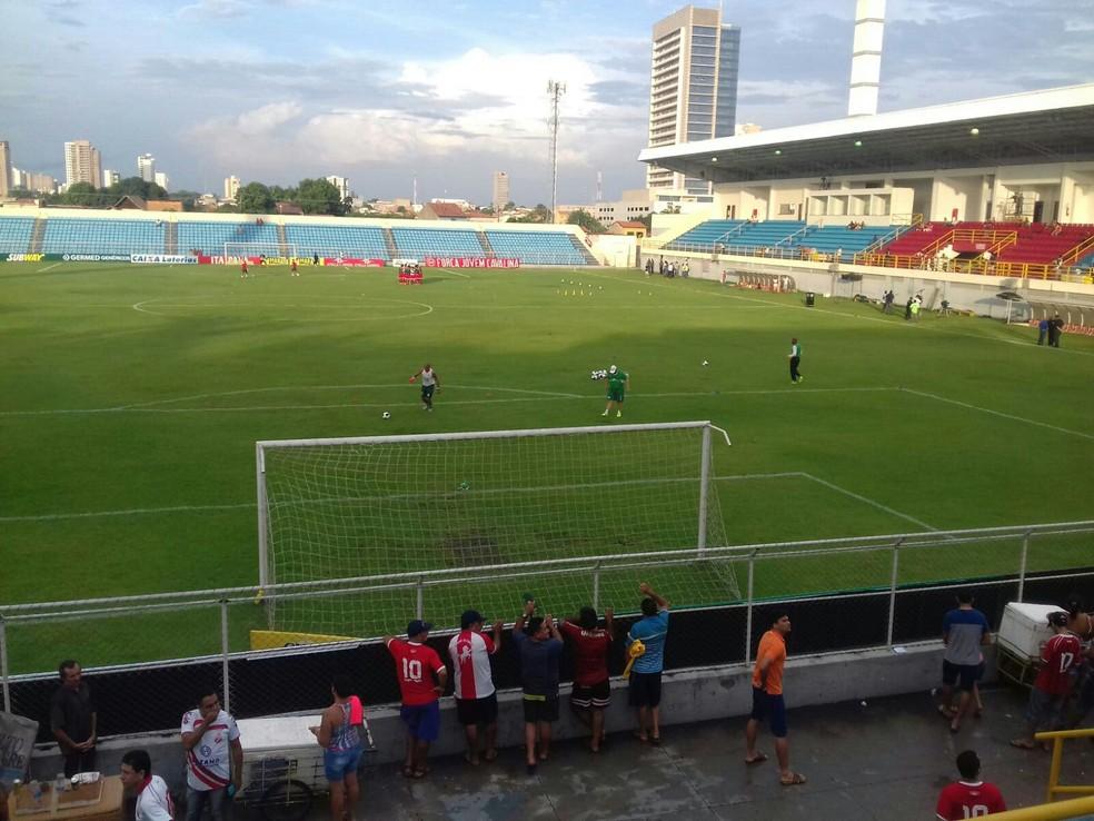 Frei Epifânio receberá a decisão do Campeonato Maranhense (Foto: Alex Vieira / Divulgação)