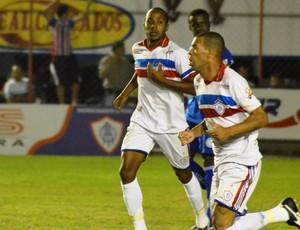 Jogadores pregam humildade no jogo de volta (Foto: João Áquila/GLOBOESPORTE.COM)