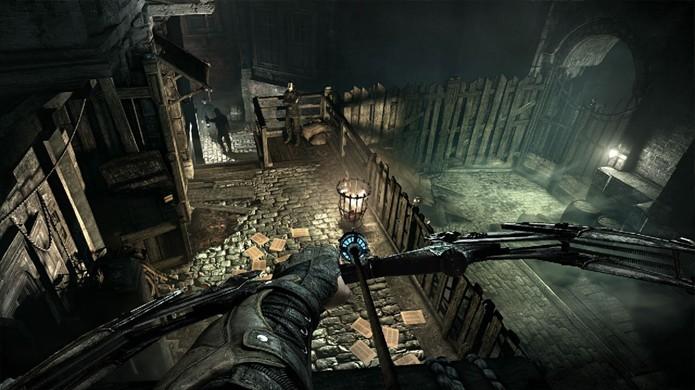 Thief parece estar em casa nos consoles da nova geração (Foto: gameinformer.com)