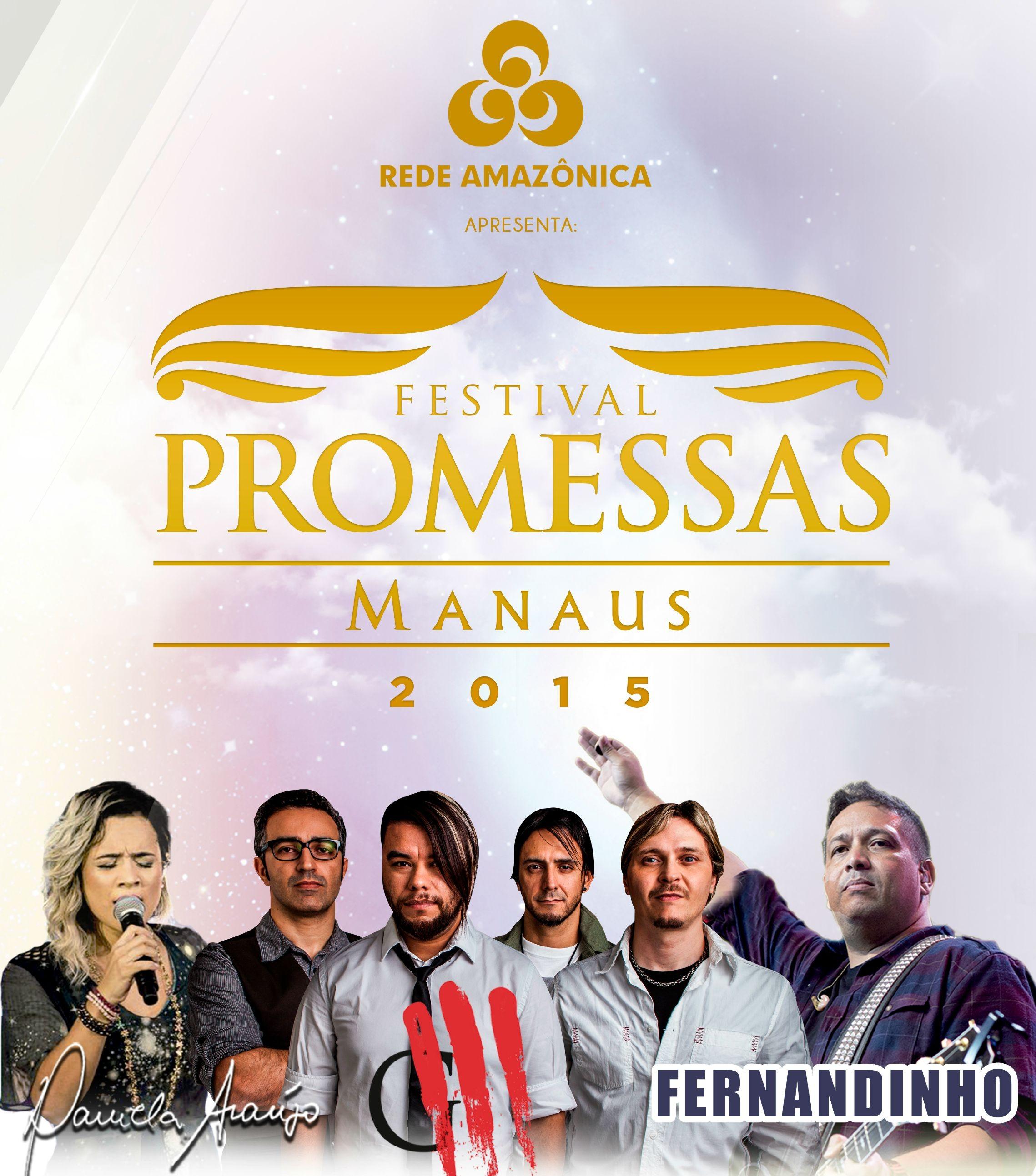 Festival Promessas 2015 traz grandes nomes do cenário gospel (Foto: Divulgação)