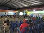'Pipoca em Cena' reúne comunidade do bairro Santo Antônio, em Manaus