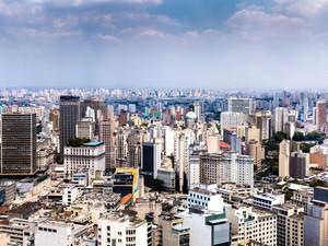 Imóveis Cidade SP (Foto: Shutterstock)
