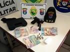 Ladrões rendem empregada para roubar residência em Umuarama
