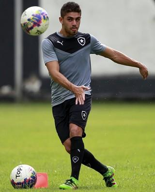 Gegê, Botafogo (Foto: Vitor Silva/SSPress/Botafogo)
