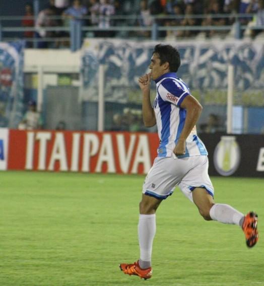 suado (Fernando Torres/Ascom Paysandu)