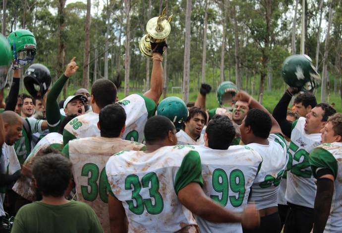 Uberlândia Lobos ganham Desafio do Triângulo (Foto: F. Vianna)