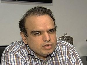 Presidente da Comurg é afastado do cargo por improbidade administrativa em Goiânia, Goiás (Foto: Reprodução/TV Anhanguera)