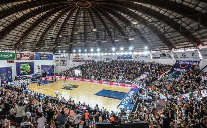 Ginásio Panela de Pressão, Bauru, basquete (Foto: Caio Casagrande / Bauru Basket)