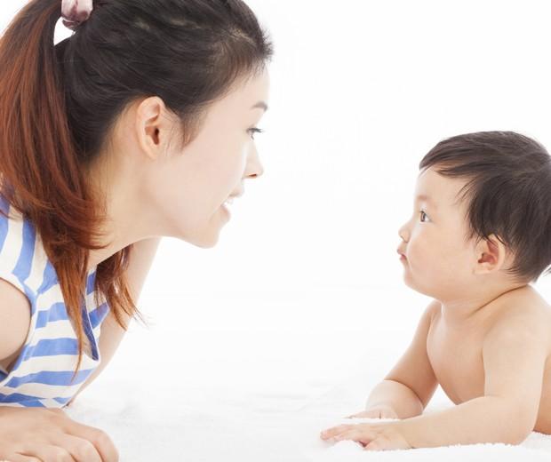 Mãe e bebê (Foto: Thinkstock)