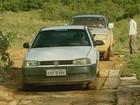 Barragem impede escoamento de produtos em São Gonçalo do Sapucaí