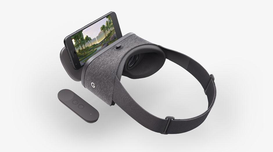 oculus vr, google, daydream view (Foto: Divulgação/Google)