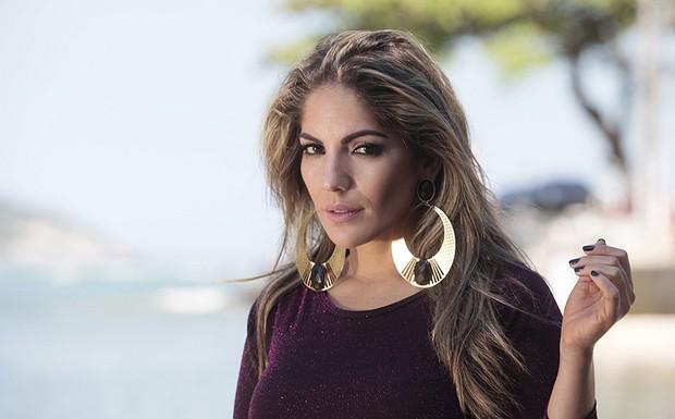 Anamara, ex-BBB, posa para o EGO (Foto: Isac Luz/EGO )