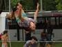 FOTOS: competições de voo livre, trickline e highline agitam os Jogos Cariocas de Verão