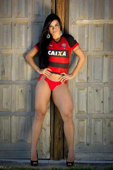 Resultado de imagem para musas do futebol amazonense