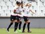 Santos vence Foz Cataratas na estreia do Campeonato Brasileiro Feminino
