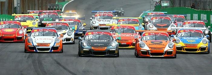 Porsche GT3 Cup Brasil