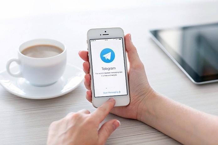 Saiba o que significam os riscos nas mensagens do Telegram (Foto: Divulgação/Telegram)