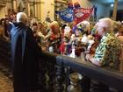 Bloco da Saudade recebe bênçãos para dar início à folia, em Olinda
