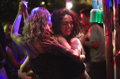 Cláudia Ohana e Mariana Ximenes (Foto: Divulgação)