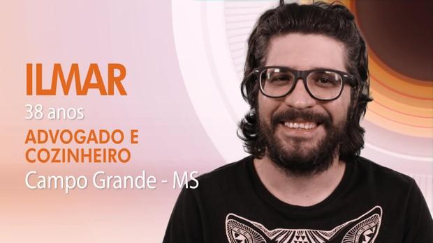 Ilmar Renato Fonseca (Foto: Divulgação/Globo)