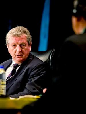 Roy Hodgson no SOCCEREX palestra (Foto: Marcos Michael / SOCCEREX)