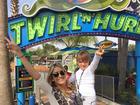 Só alegria! Ticiane Pinheiro e Rafa Justus curtem férias na Disney
