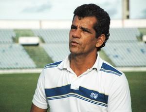 washington lobo técnico botafogo-pb 2003 (Foto: Lucas Barros / Globoesporte.com/pb)