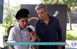 Otaviano Costa conversa ao vivo com semifinalistas do Super Chef Celebridades
