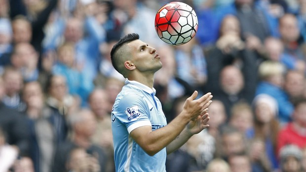 Agüero Manchester City Newcastle