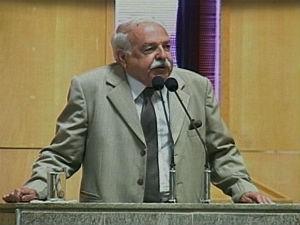 Ex-prefeito Graciano Espíndola (Foto: Reprodução/TV Gazeta)