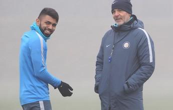De olho na 10 do Inter e na Seleção, Gabigol pede para jogar mais no Inter