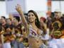 Sapucaí recebe desfiles da Série A nesta noite (Rodrigo Gorosito/G1)