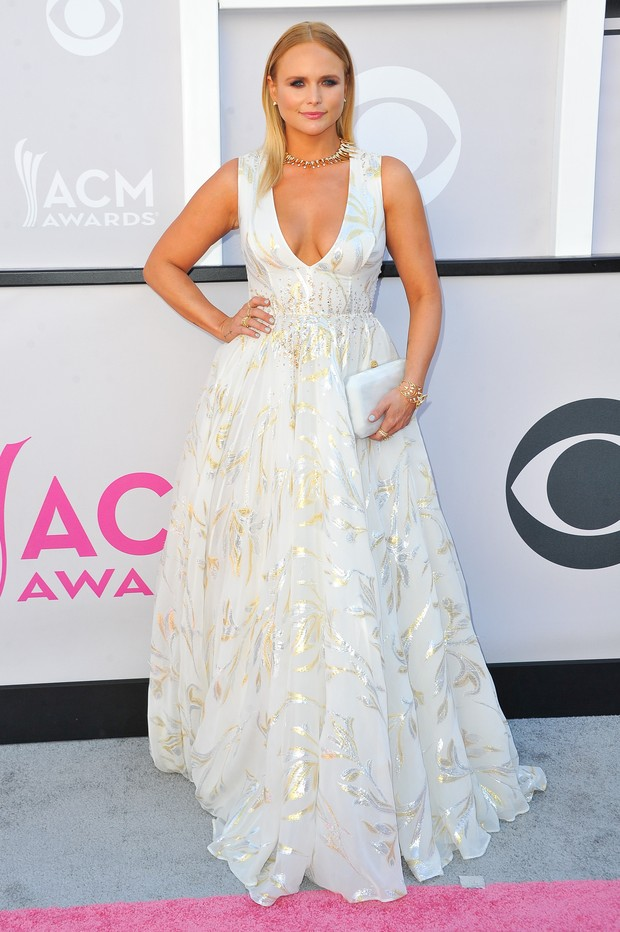 Miranda Lambert no American Country Music Awards (Foto: Getty Images)