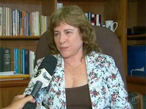 Marilda Lipp, psicóloga especialista em estresse (Foto: Reprodução EPTV)