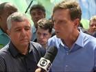 Marcelo Crivella diz que irá destinar recursos para a Zona Oeste do Rio