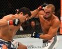 Alvarez supera olho fechado, vira luta e vence Melendez por decisão dividida