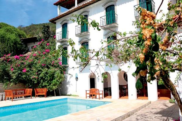 O charme dos pequenos hotéis do Rio de Janeiro<br />